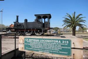 Locomotora 315