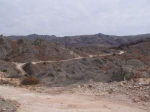 K21 Cumbrecita - Parte del recorrido