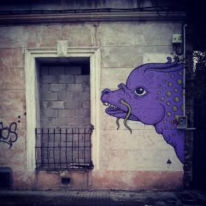 Dragon en Ciudad Vieja