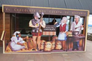 El Chocolate Nos Cuenta Su Historia