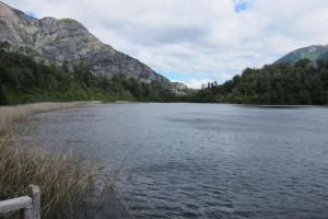 Lago Escondido Izquierda