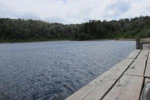 Lago Escondido Derecha
