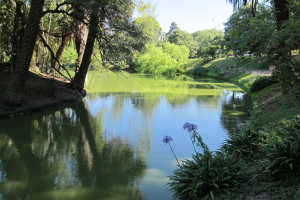 Lago a la Derecha