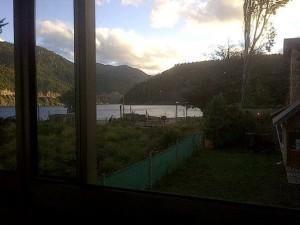 Vista al Lago Lacar