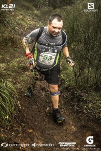 Yo en la jungla - PH: Mauro Nestal