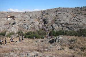 Subida a El Pinar