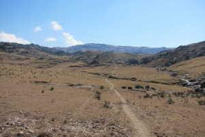 Llano a Casas Viejas