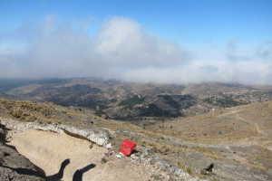 A 1710 msnm