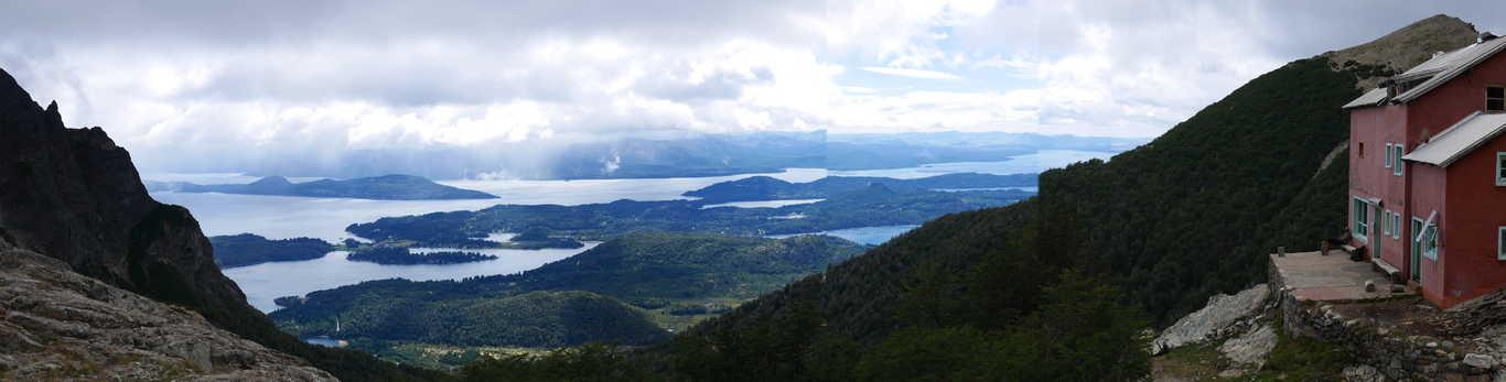 Bariloche: Refugio Lopez por Picada thumbnail