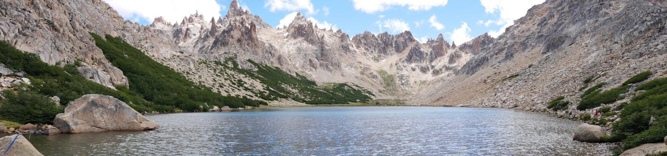 Bariloche: Refugio Frey por Catedral thumbnail
