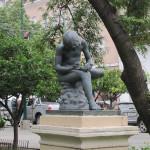 Monumento al pedicuro