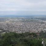 UNA vista de la ciudad