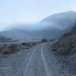 Vias del Tren a Las Nubes