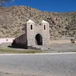 Iglesia Asustada