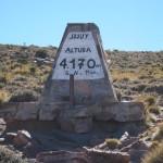 Casi 4200 msnm