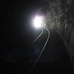 Salida del tunel