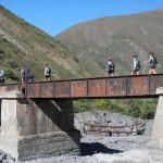 Puente desde el by pass