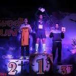 Halloween Run - Podio Masculino