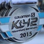 K42 2015 - Medalla Frente