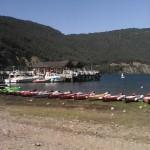 LagoLacar -Vista al muelle