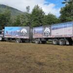 El Cruce Columbia - Camiones de los Bolsos