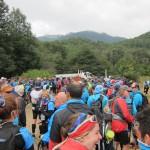 Cruce Columbia - Camino a la Largada