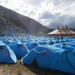 Cruce Columbia - Campamento 2