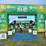 K21 Tandil 2016 - LLegando al arco