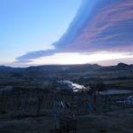 Cerro Champaqui: amaneciendo