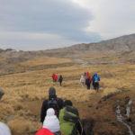 Cerro Champaqui: Empieza el trekking