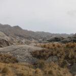 Cerro Champaqui: Zona de piedras