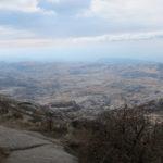 Cerro Champaqui, Cueva, Vista
