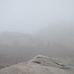 Cumbre del Champaqui, mucha niebla