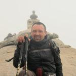 Cumbre Champaqui, foto triunfal