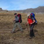 Cerro Champaqui: Ale y Leo