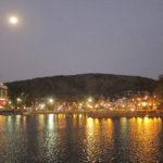 Villa Carlos Paz: Anochecer en el Rio