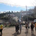 K21 Cumbrecita: Gente entrando en calor