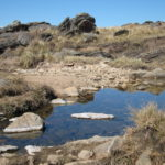 Arroyos con agua bebible