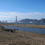 Golden Gate Bridge desde Crissy Fields
