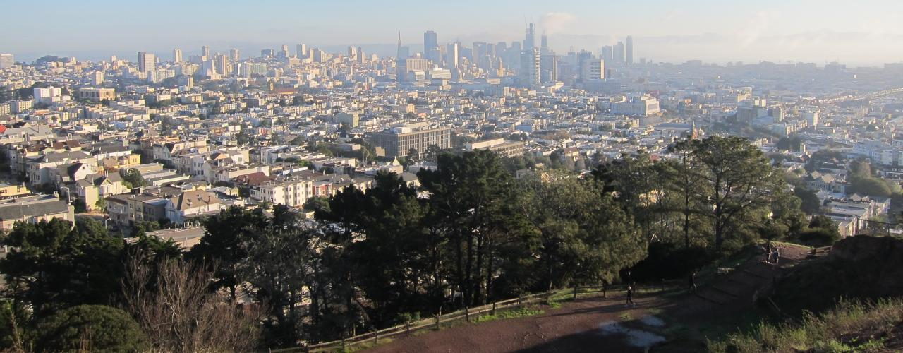 Cinco Rutas para Correr en San Francisco