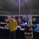 Patagonia Run 70K - Carpa Largada