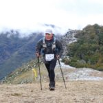 Patagonia Run 70K - Llegando a la cumbre