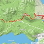 PatagoniaRun 70k Strava track 1