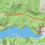 Patagonia Run 70K Strava Track 3